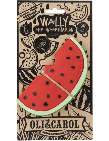 Bijtspeeltje Wally the Watermelon - Watermeloen