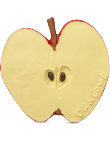 Bijtspeeltje Pepita the Apple - Appel