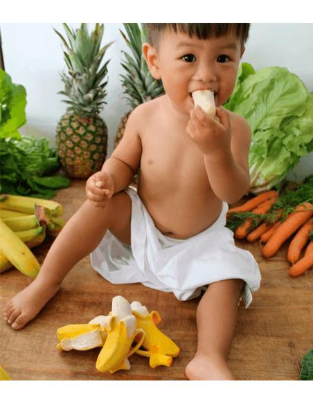Bijtspeeltje Ana Banana - Banaan