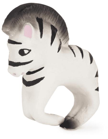 Bijtspeeltje Zoe the Zebra