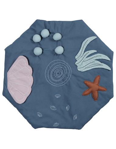 Fabelab Activity blanket - travel size - Underwater