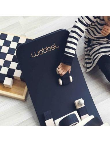 Wobbel Original Limited Edition Black Wash zonder Vilt