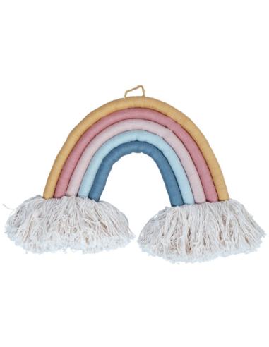 Regenboog (touw) groot