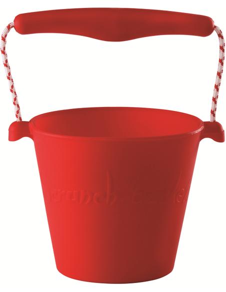 Scrunch Bucket - Red
