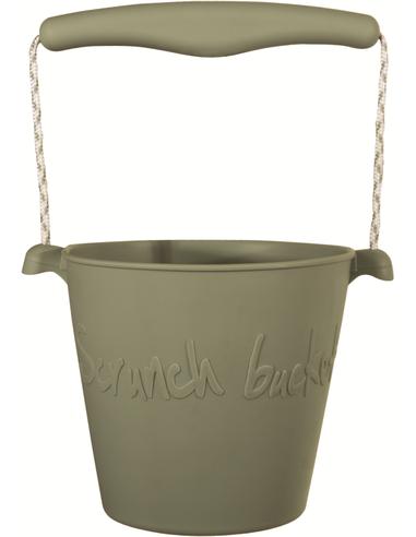 Scrunch Bucket - Misty Grey