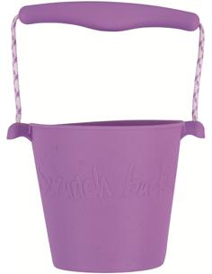 Scrunch Bucket - Purple