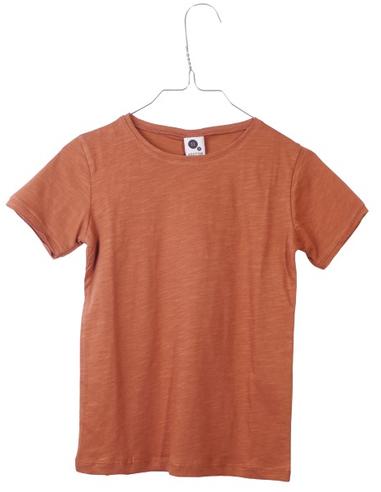 T-shirt Dark Caramel