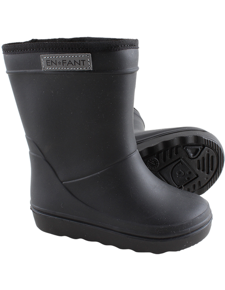 Thermo Boots Zwart