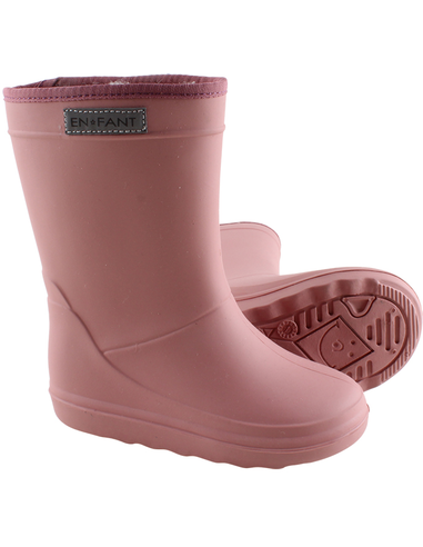 En Fant Thermo Boots Old Rose