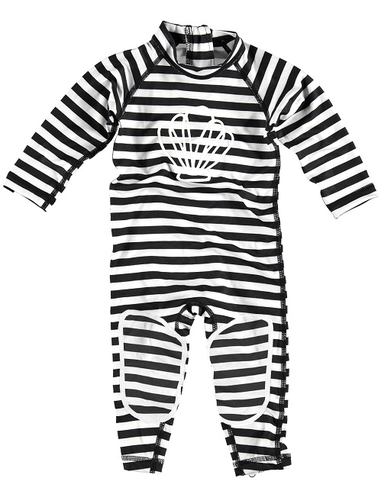 Beach & Bandits UV-babysuit Small Bandit