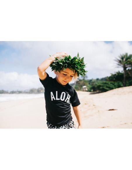 UV-shirt Aloha