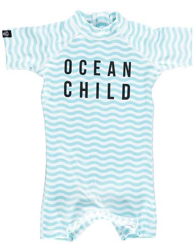 Beach & Bandits UV-babysuit Ocean Child