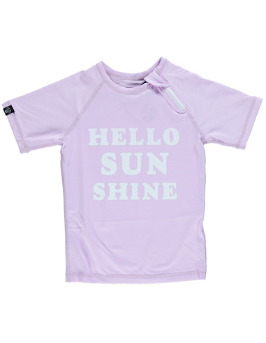 Beach & Bandits UV-shirt Hello Sunshine
