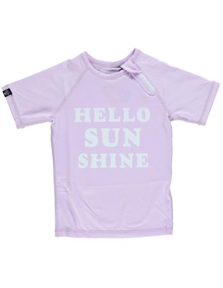 UV-shirt Hello Sunshine
