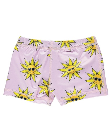 UV-zwembroek Sunny Flower