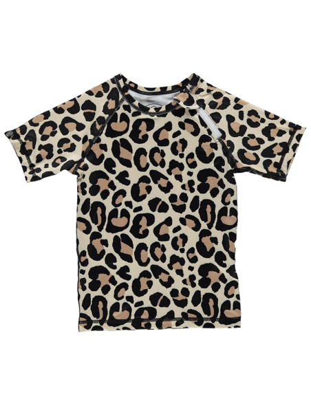 UV-shirt Leopard Shark