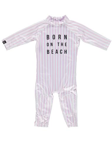 Beach & Bandits UV-babysuit Beach Girl
