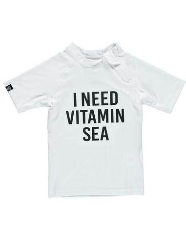 Beach & Bandits UV-shirt Vitamin Sea