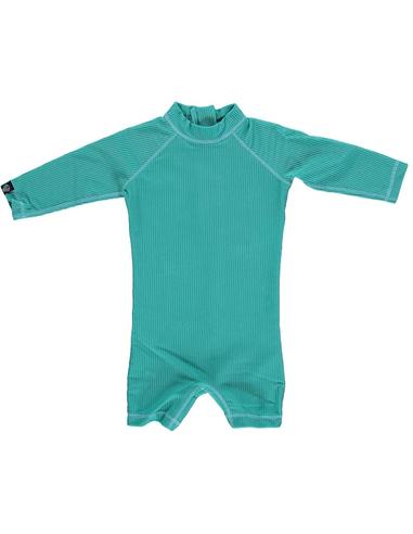 Beach & Bandits UV-babysuit Lagune Ribbed