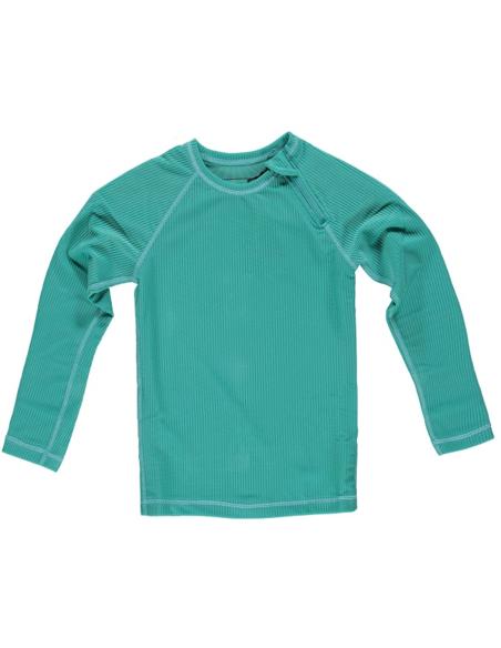 UV-shirt Lagune Ribbed