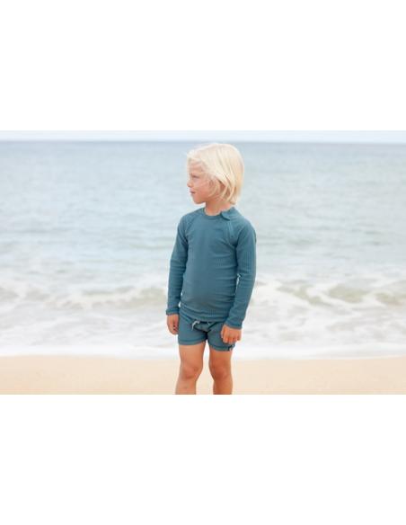 UV-zwembroek Ocean Ribbed