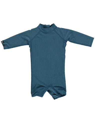 Beach & Bandits UV-babysuit Ocean Ribbed