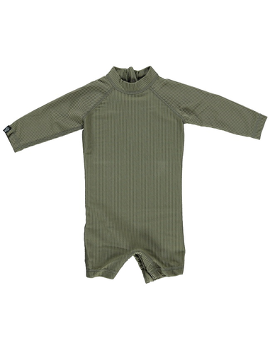 Beach & Bandits UV-babysuit Palm Ribbed