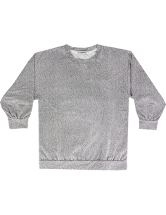 Oversized Sweater Dots
