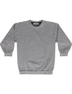 Oversized Sweater Stripes