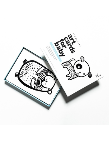 Wee Gallery Art Cards - Pets