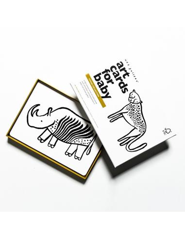 Art Cards - Safari