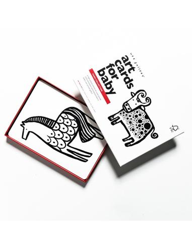 Wee Gallery Art Cards - Farm