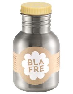 Blafre drinkfles RVS lichtgeel 300 ML