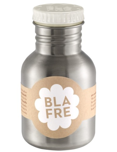 Blafre drinkfles RVS wit 300 ML