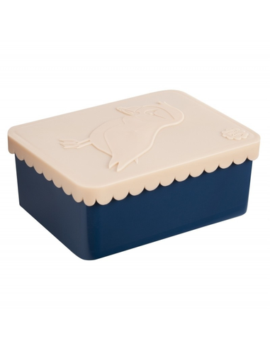 Blafre lunchbox 1 compartiment puffin peach
