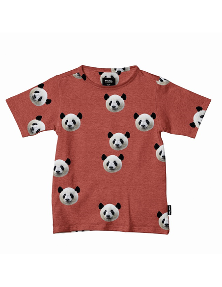 Lazy Panda T-shirt Kids