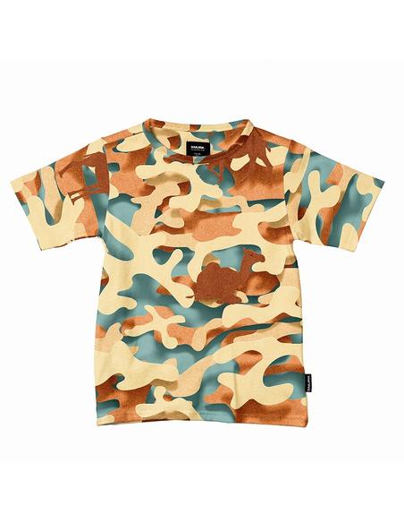 Paper Desert T-shirt Kids