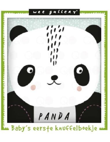 Wee Gallery Soft Book Panda