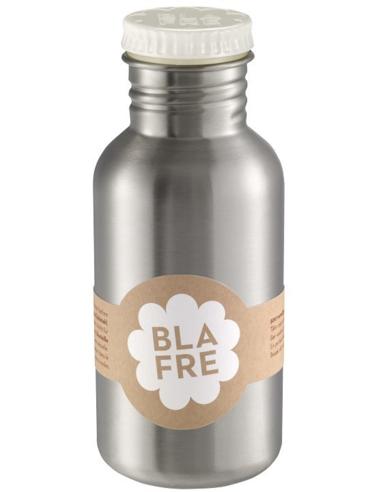 Blafre drinkfles RVS wit 500 ML