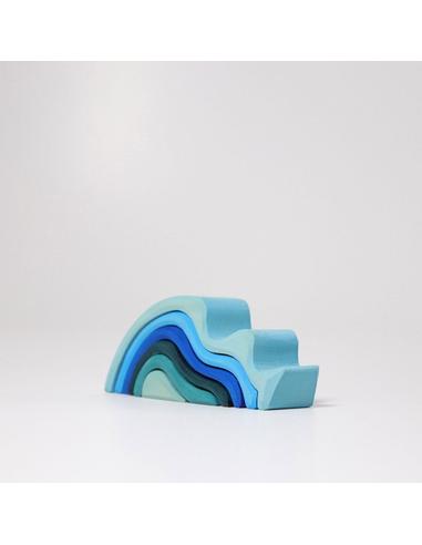 Grimm's Houten Element Water Klein