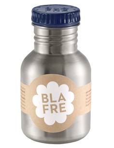 Blafre drinkfles RVS donkerblauw 300 ML
