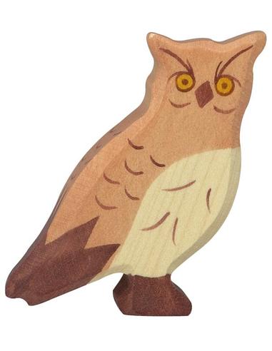 Holztiger Houten Oehoe