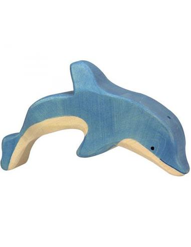Holztiger Houten Dolfijn