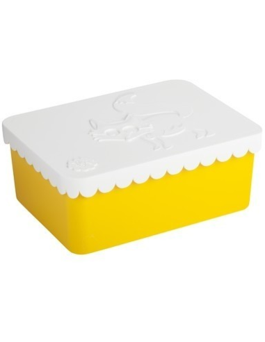 Blafre lunchbox 1 compartiment Fox Yellow