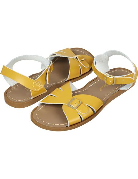 Salt Water Sandals Classic Mustard Kids