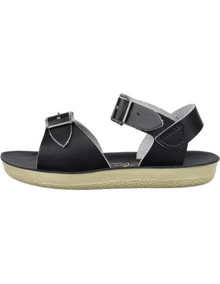 Salt Water Sandals Surfer Black