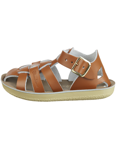 Salt Water Sandals Shark Tan