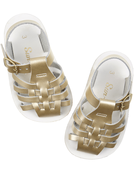 Salt Water Sandals Sailor Gold