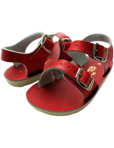 Salt Water Sandals Seawee Red