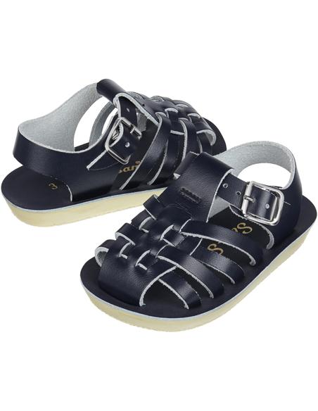 Salt Water Sandals Sailor Navy